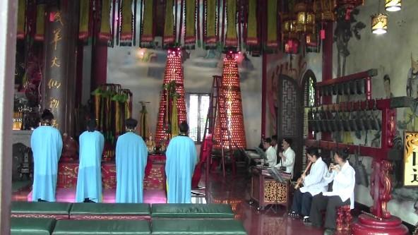 36 cérémonie à Jinhua