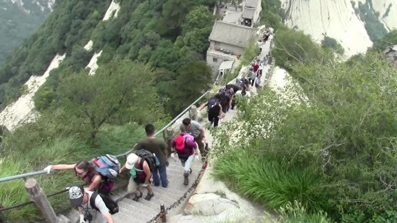 71 ascension Hua shan 1