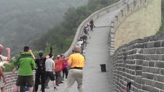 9 Qigong Primordial sur la Muraille
